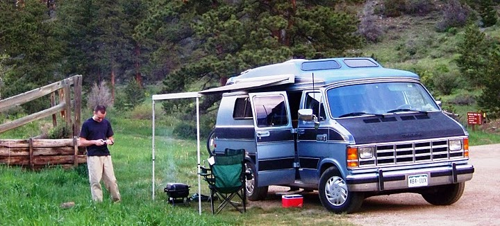 Rv Net Open Roads Forum Class B Camping Van Conversions