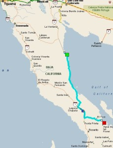 Bahia De Los Angeles Map.Shipwrecked In Bahia De Los Angeles Tales Of A Vanlife Couple