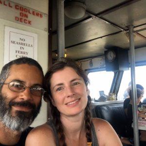 Backpacking Cumberland Island National Seashore Tales Of A Vanlife Couple